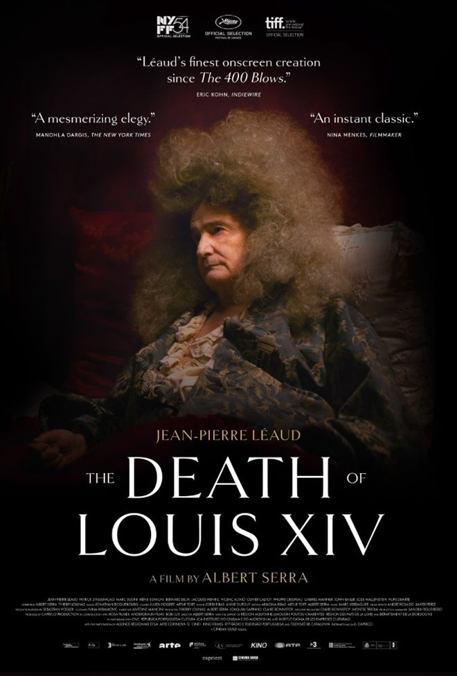 The Death of Louis XIV Large Poster