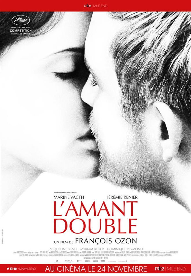 The Double Lover Large Poster
