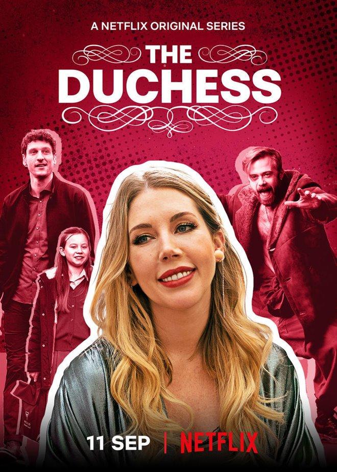 The Duchess (Netflix) Large Poster