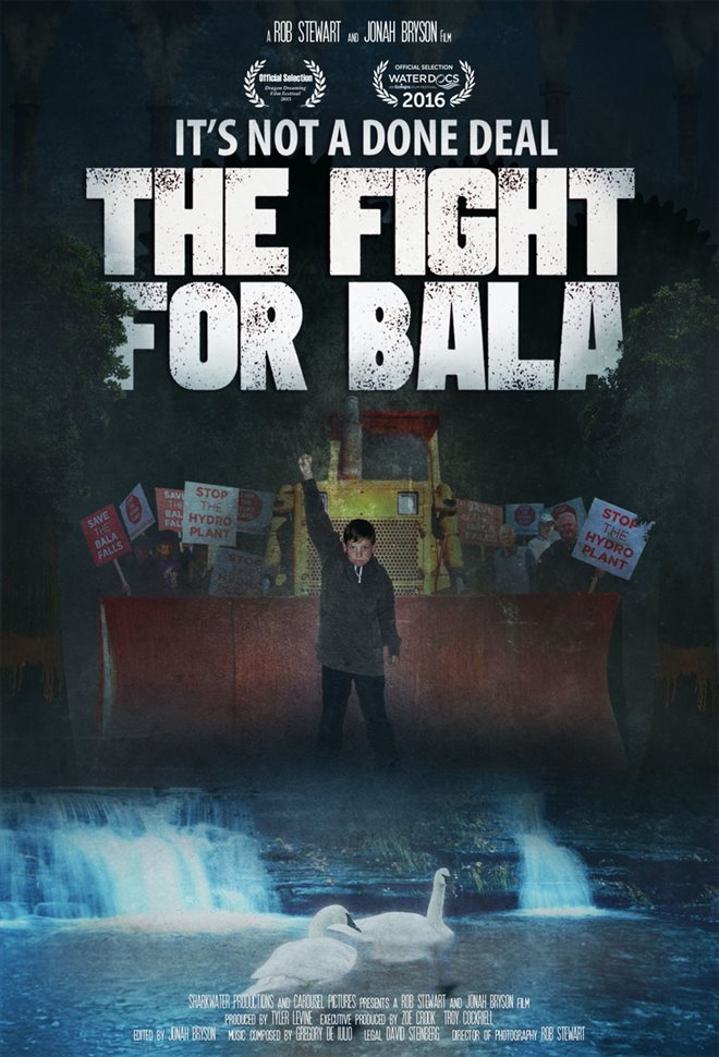 The Fight for Bala Large Poster