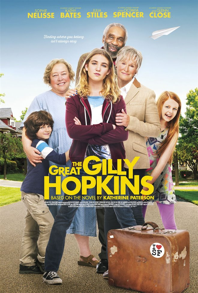 The Great Gilly Hopkins Large Poster
