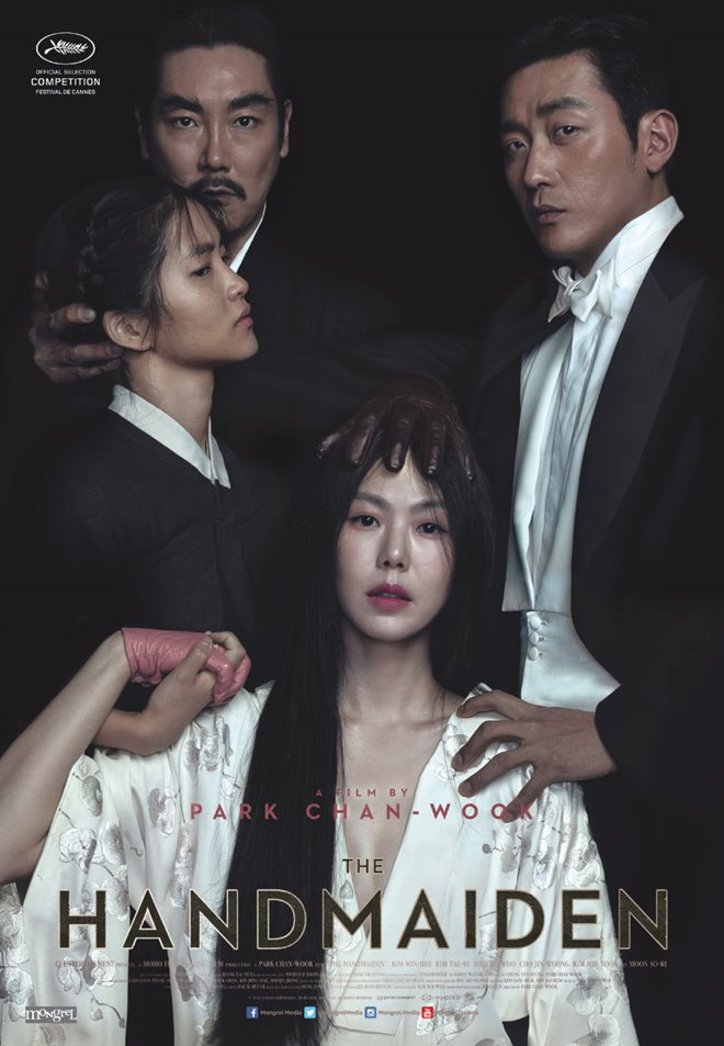 The Handmaiden Large Poster
