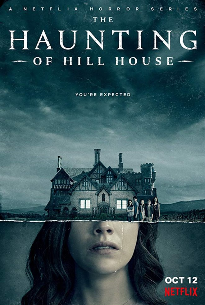The Haunting of Hill House (Netflix) Large Poster