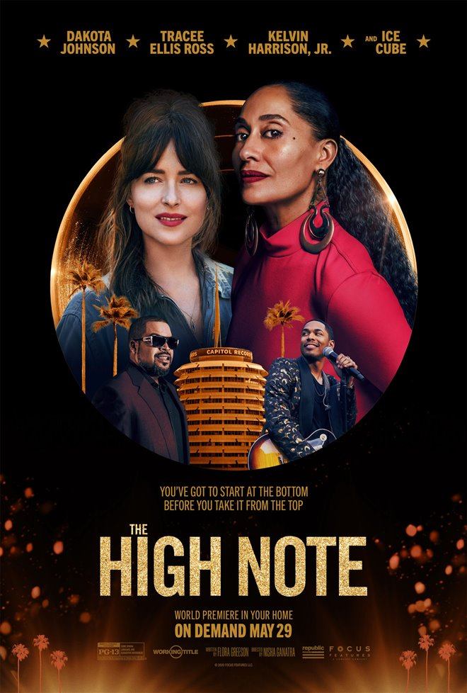 The High Note Large Poster