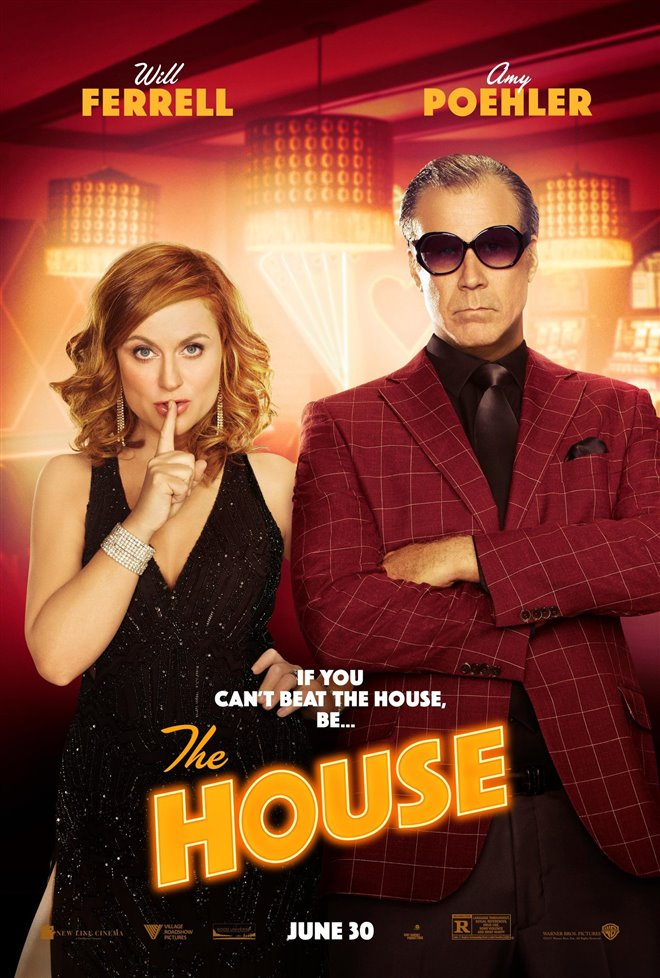 The House Large Poster