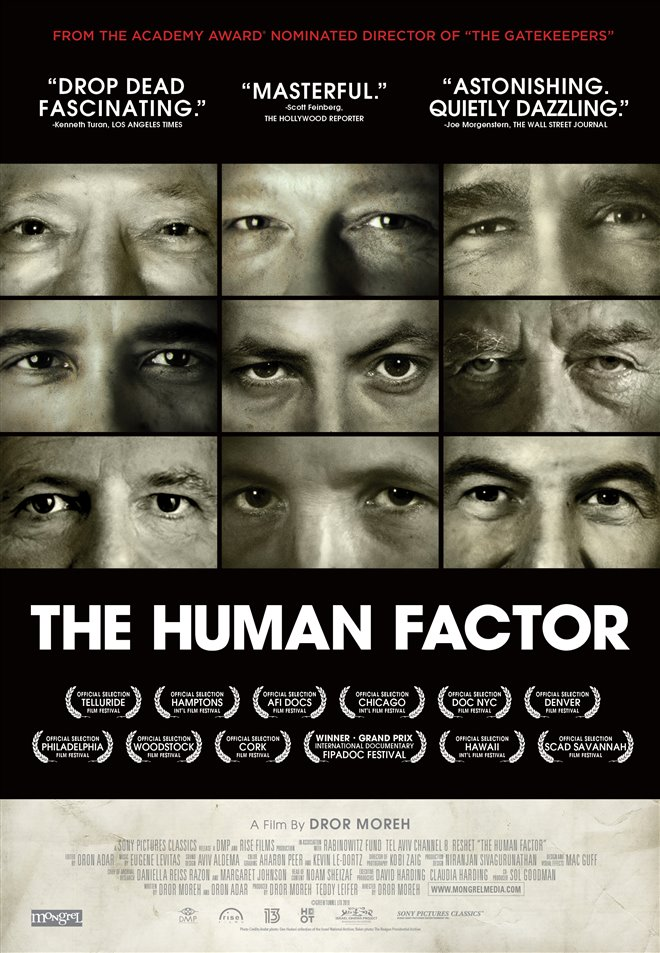 The Human Factor Large Poster