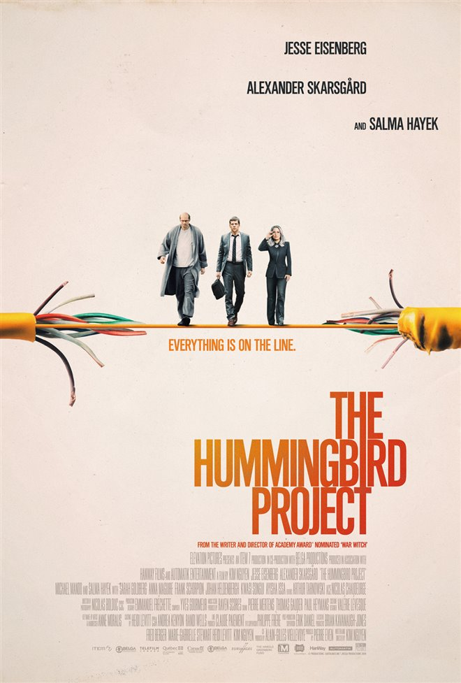 The Hummingbird Project Large Poster