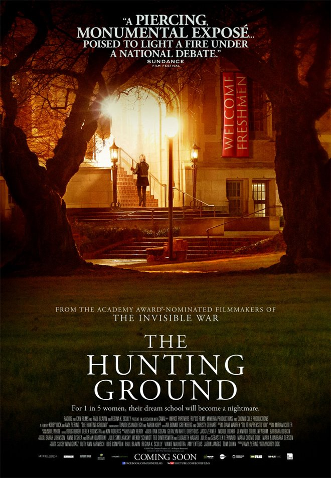 The Hunting Ground Large Poster