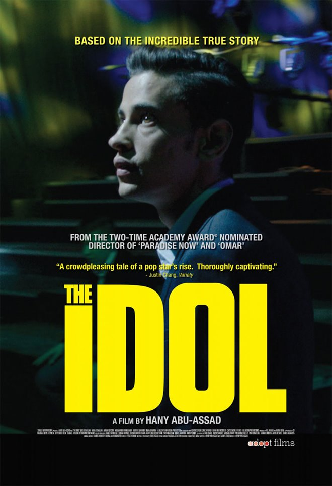 The Idol Large Poster