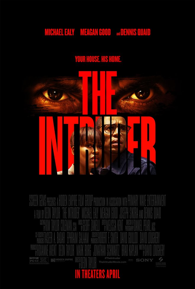 The Intruder Large Poster