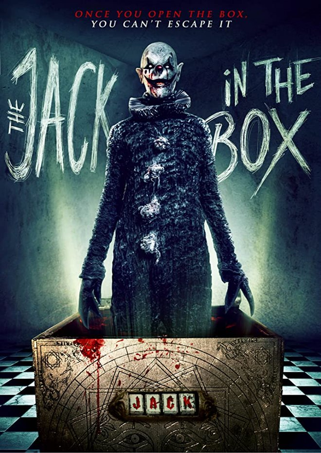 The Jack in the Box Large Poster