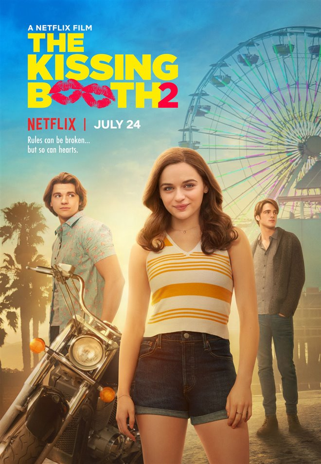 The Kissing Booth 2 (Netflix) Large Poster