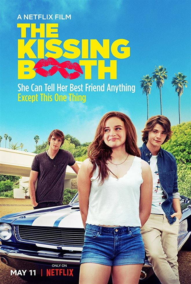 The Kissing Booth (Netflix) Large Poster