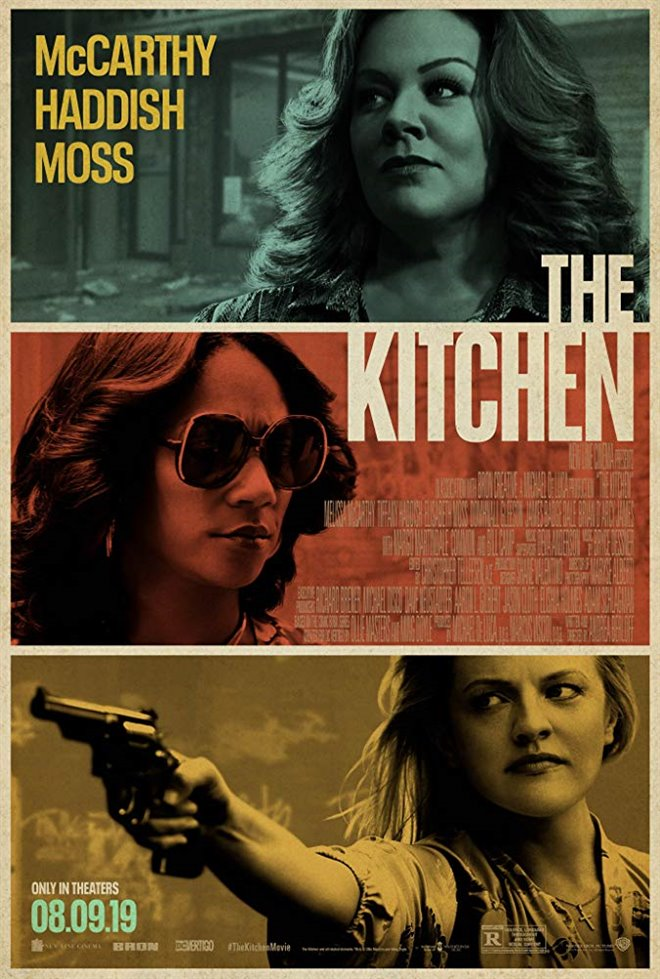 The Kitchen Large Poster