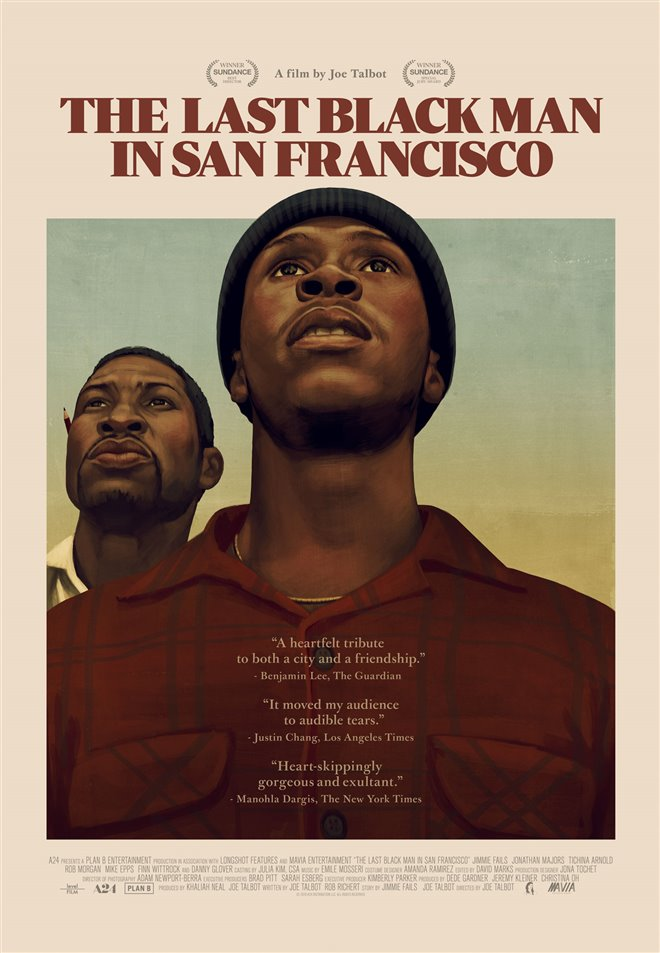 The Last Black Man in San Francisco Large Poster