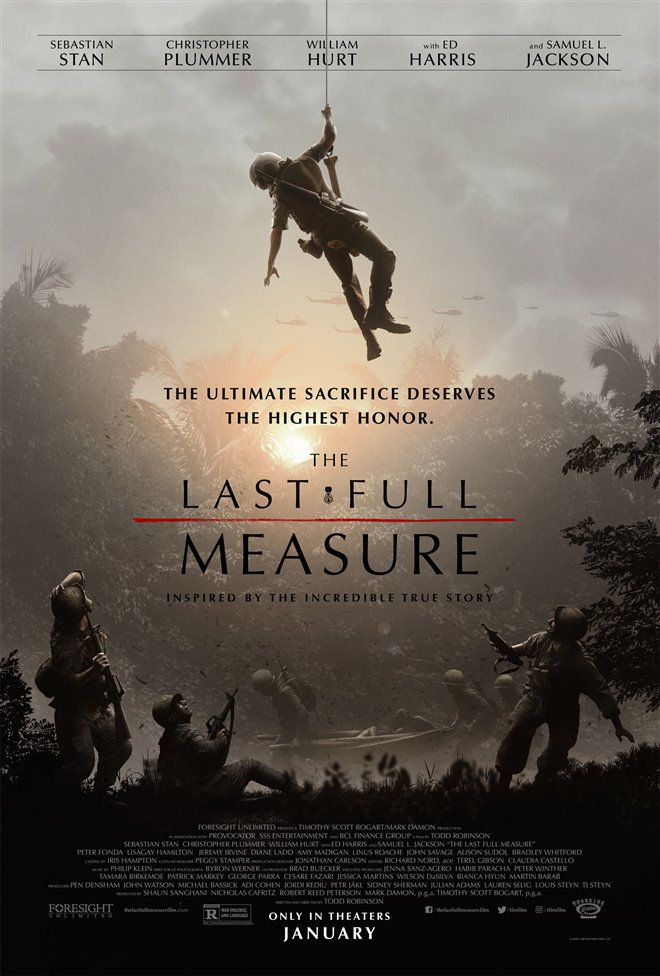 The Last Full Measure Large Poster