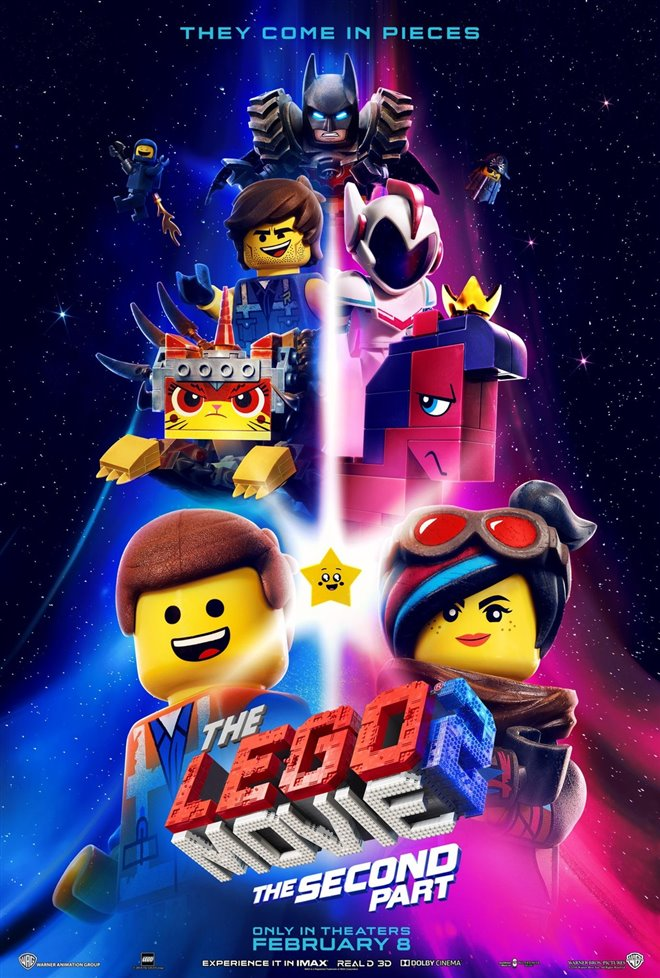 The LEGO Movie 2: The Second Part Large Poster