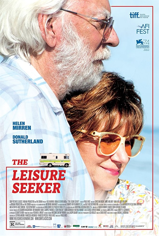 The Leisure Seeker Large Poster