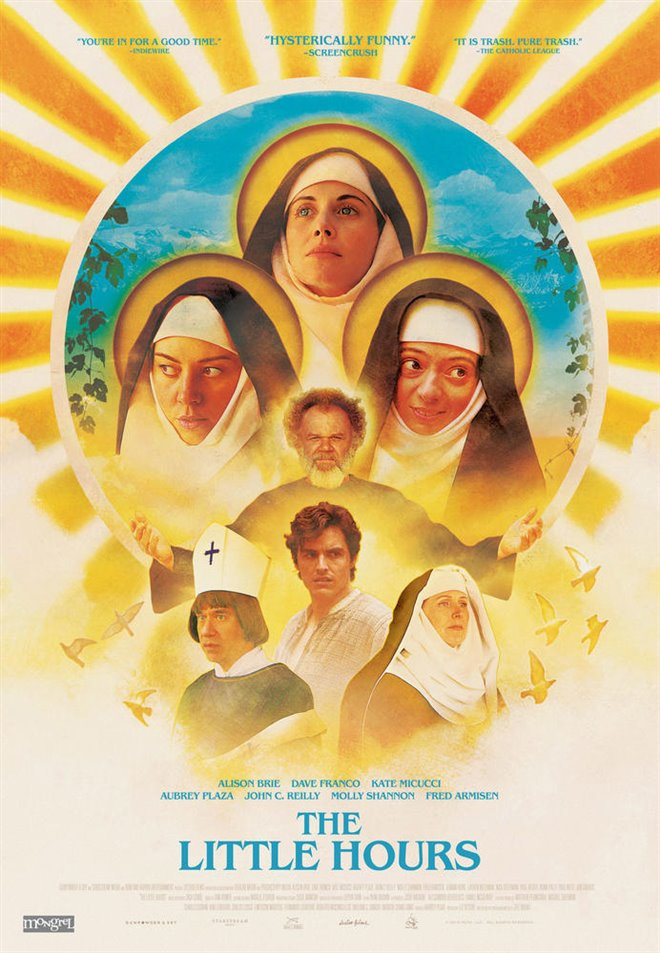 The Little Hours Large Poster