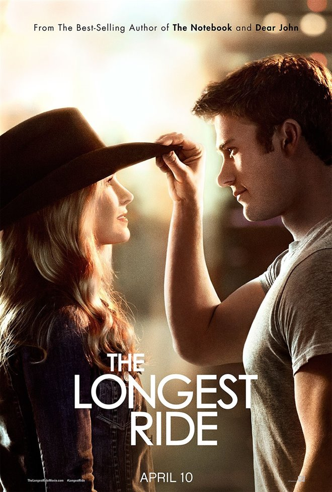 The Longest Ride Large Poster