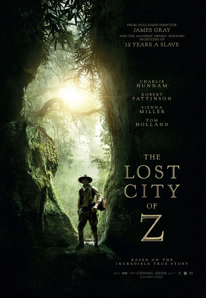 The Lost City of Z Large Poster