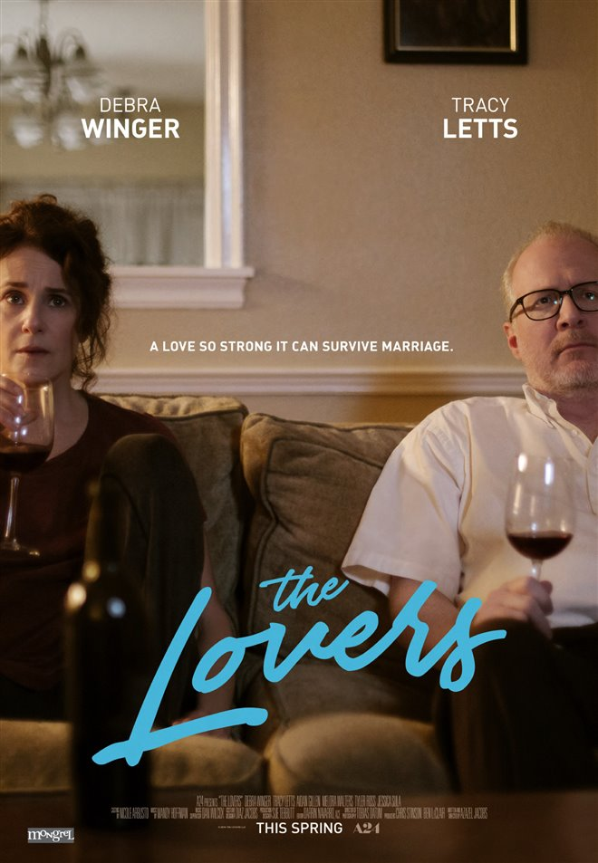 The Lovers Large Poster