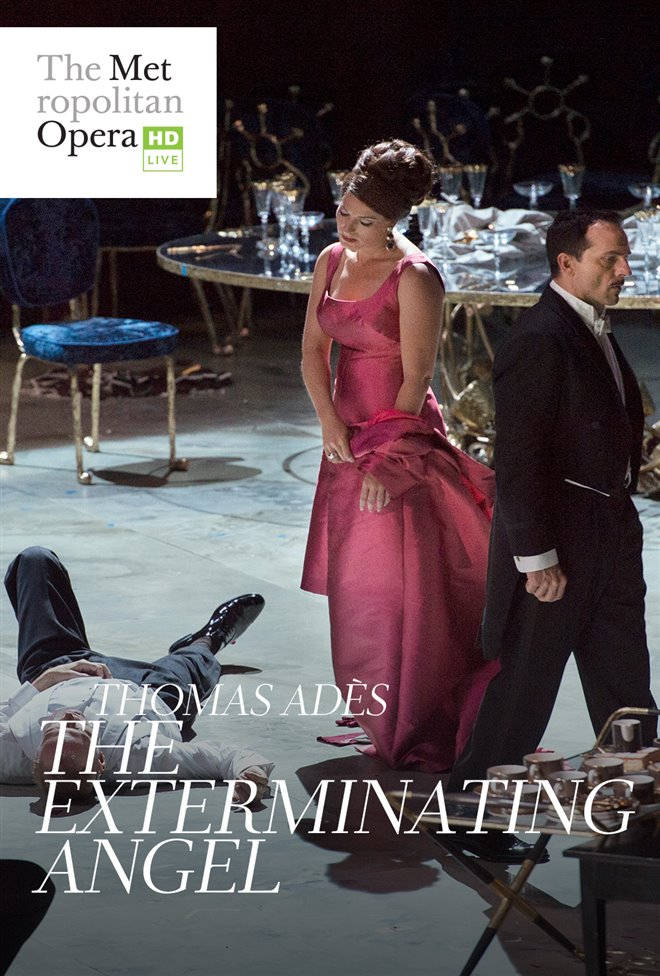 The Metropolitan Opera: The Exterminating Angel Large Poster