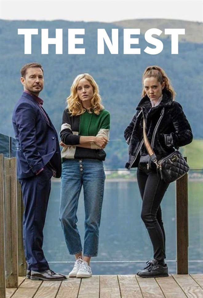 The Nest (Acorn TV) Large Poster