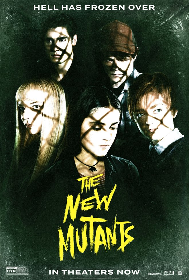 The New Mutants Large Poster