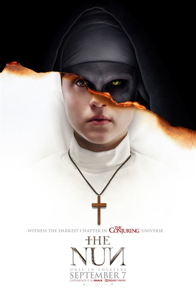 The Nun Large Poster