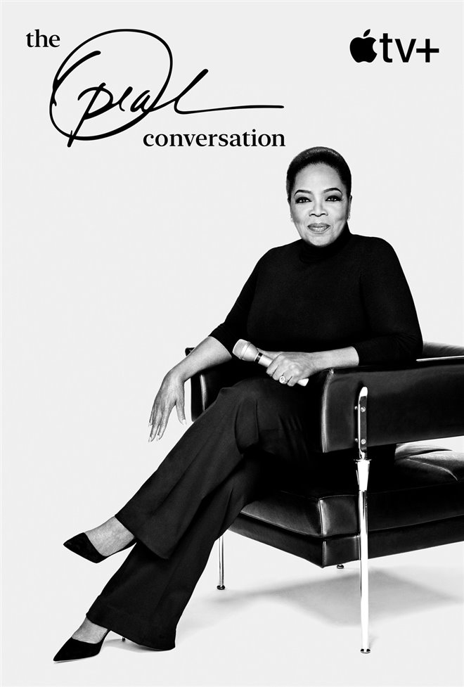 The Oprah Conversation (Apple TV+) Large Poster