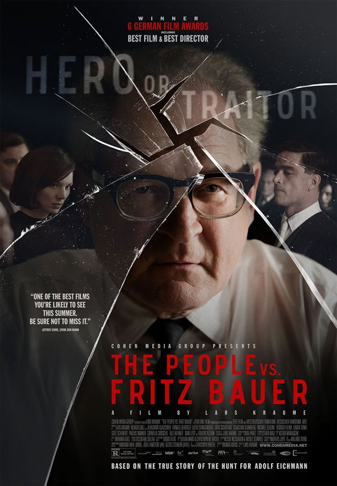The People vs. Fritz Bauer Large Poster