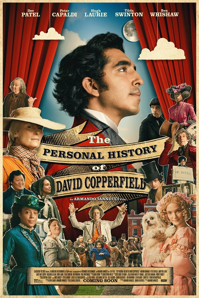 The Personal History of David Copperfield Large Poster