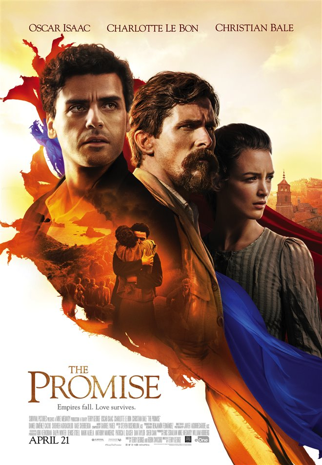 The Promise Large Poster