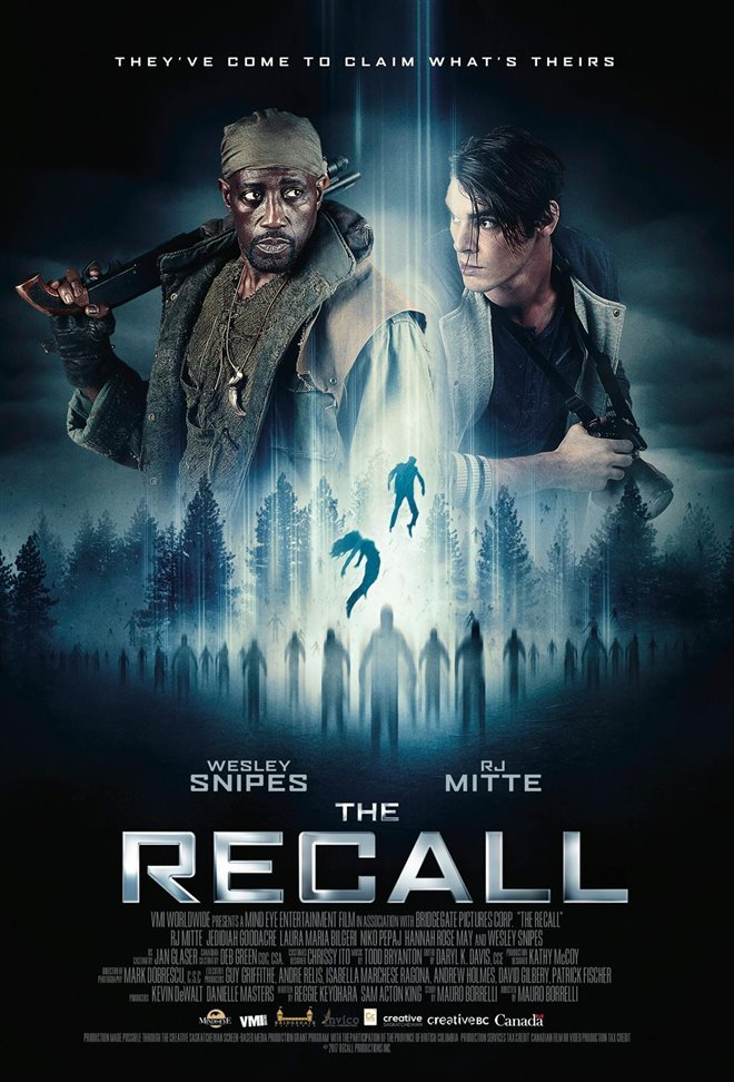 The Recall Large Poster