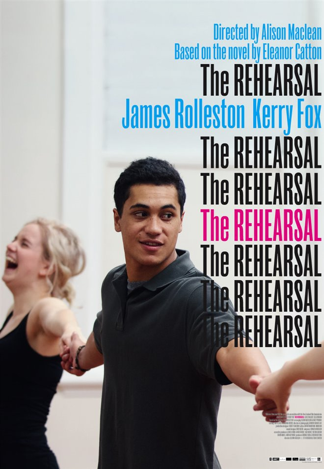 The Rehearsal Large Poster