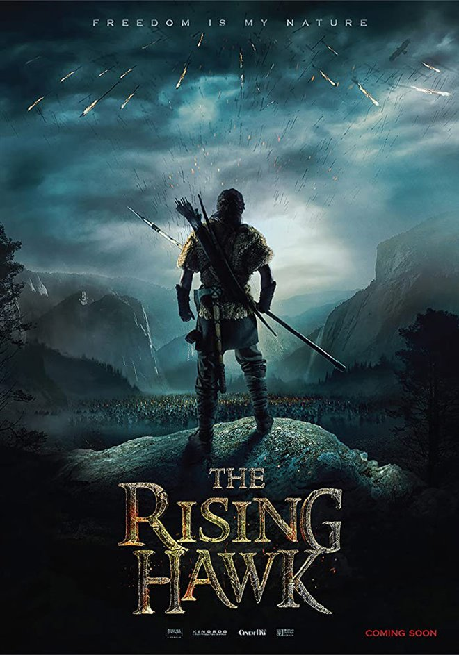 The Rising Hawk: Battle for the Carpathians Large Poster