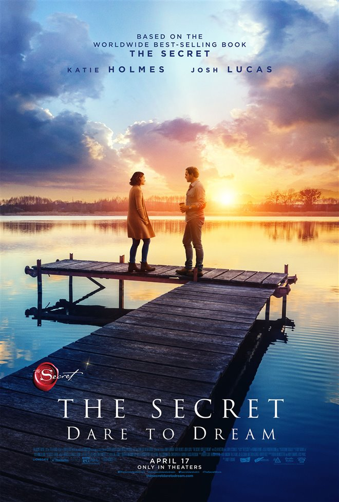 The Secret: Dare to Dream Large Poster