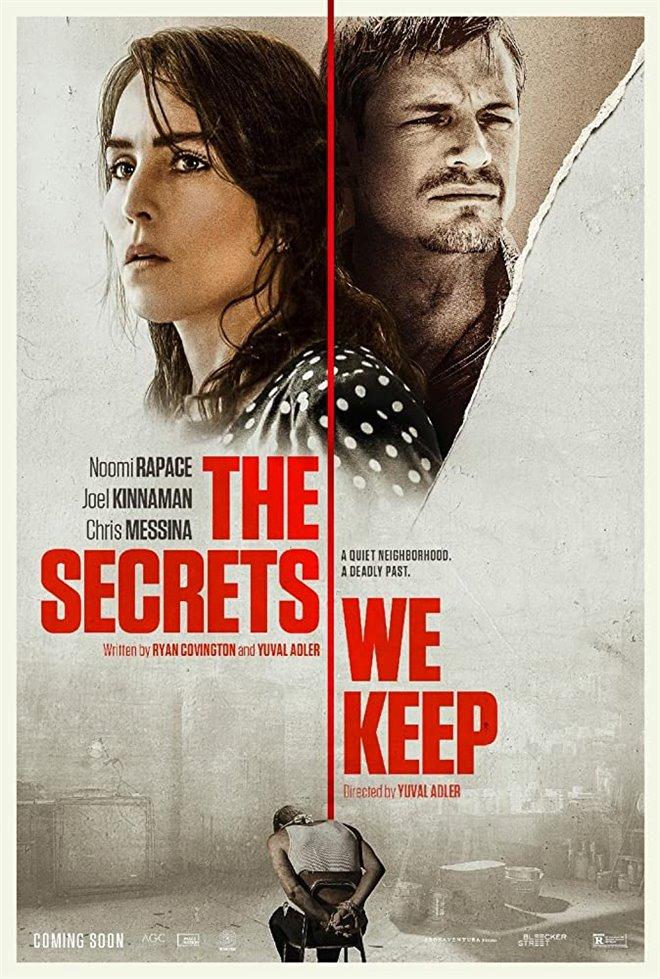 The Secrets We Keep Large Poster