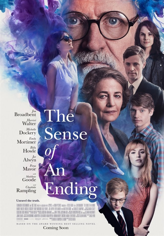 Film: The Sense of An Ending @ The Polk Theatre | Lakeland | Florida | United States
