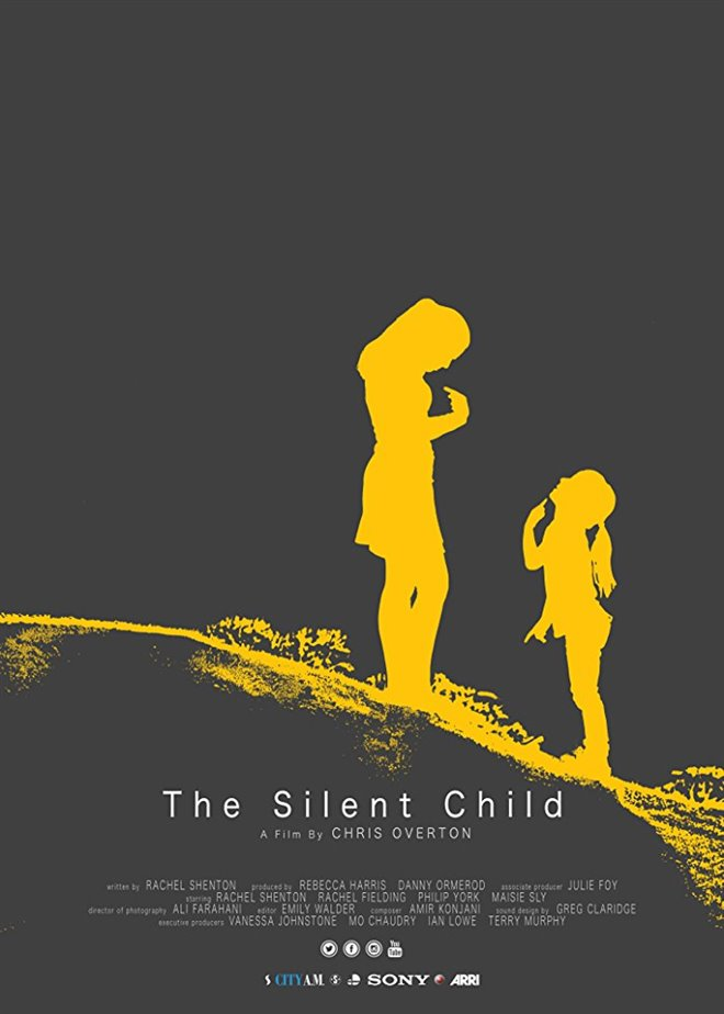 The Silent Child Large Poster