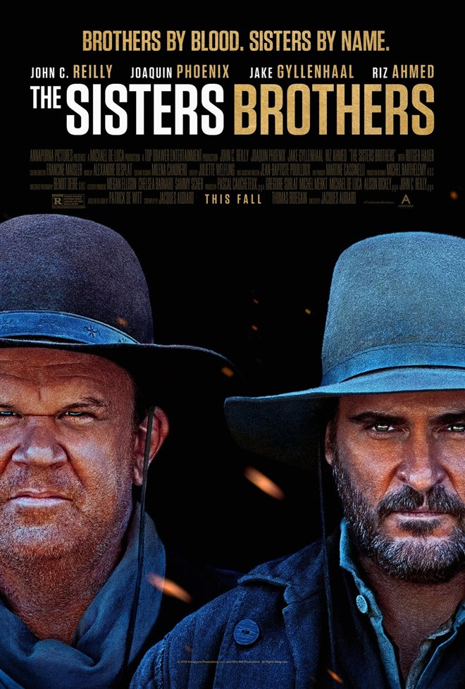 The Sisters Brothers Large Poster