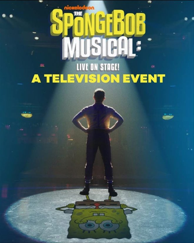 The SpongeBob Musical: Live on Stage! Large Poster