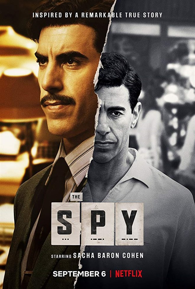 The Spy (Netflix) Large Poster