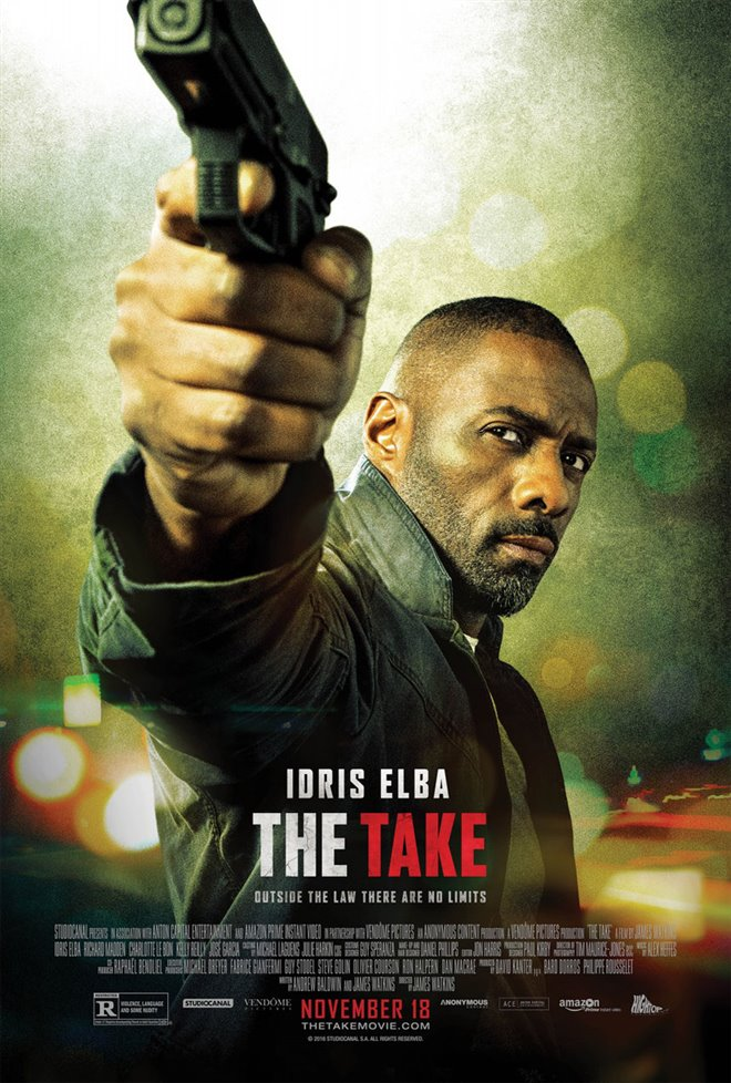 The Take Large Poster