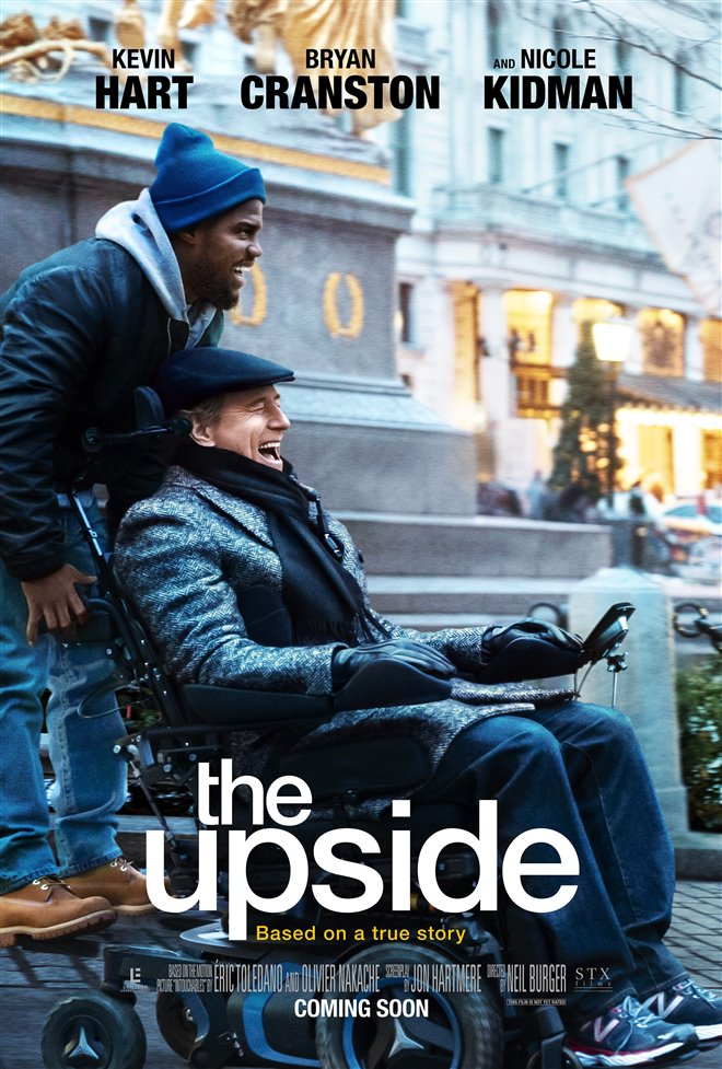 The Upside Large Poster