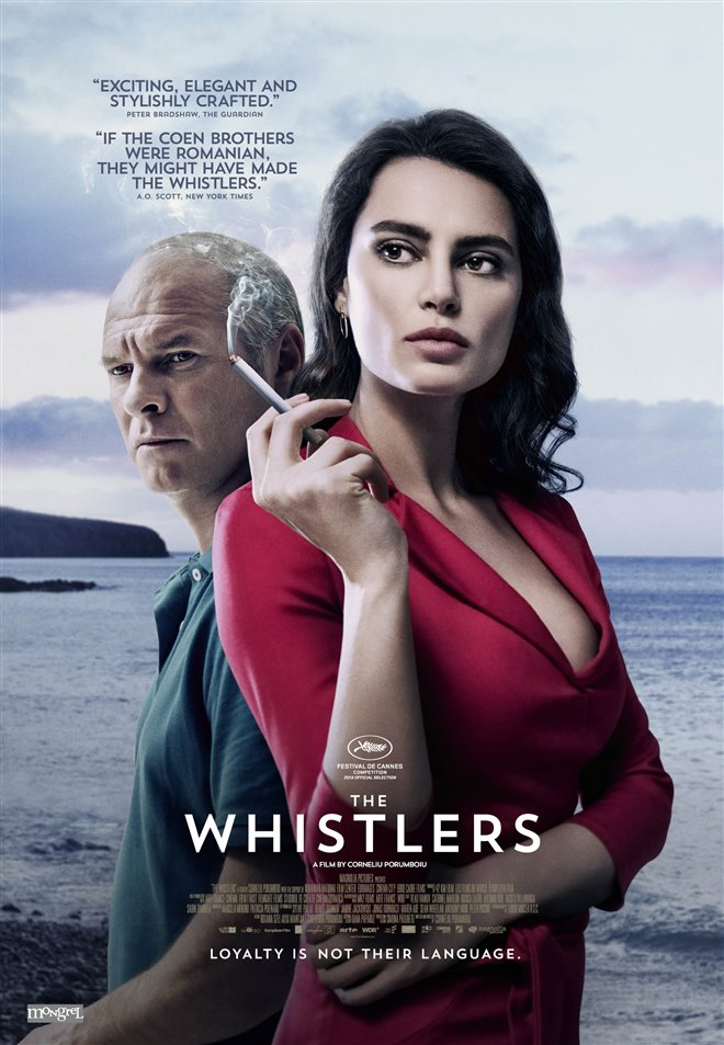 The Whistlers Large Poster