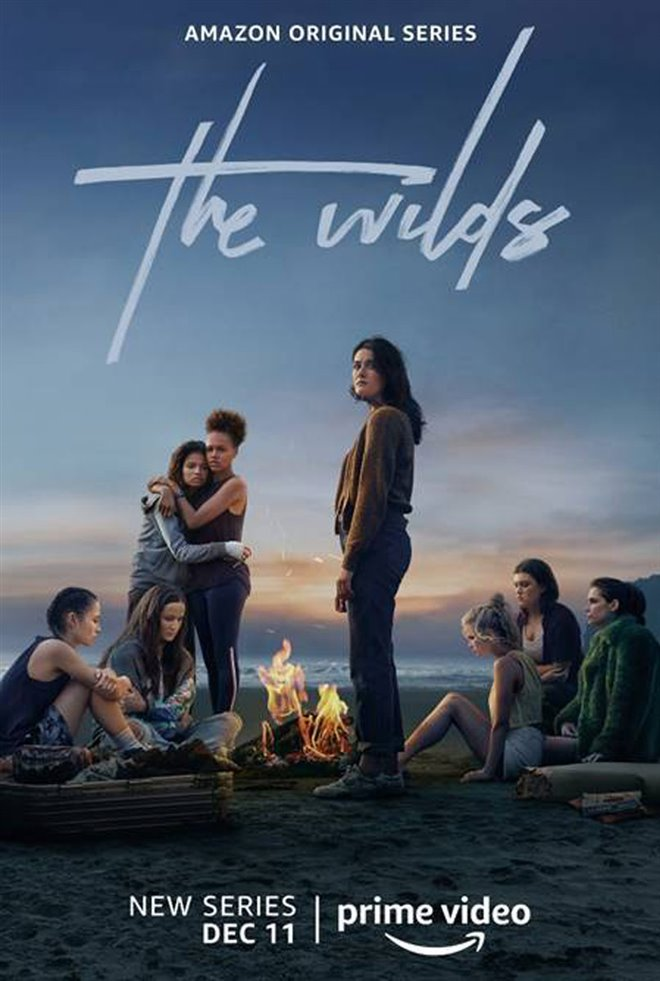 The Wilds (Amazon Prime Video) Large Poster