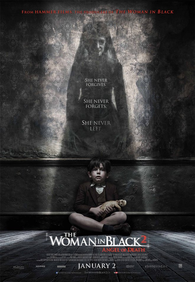 The Woman in Black 2: Angel of Death Large Poster