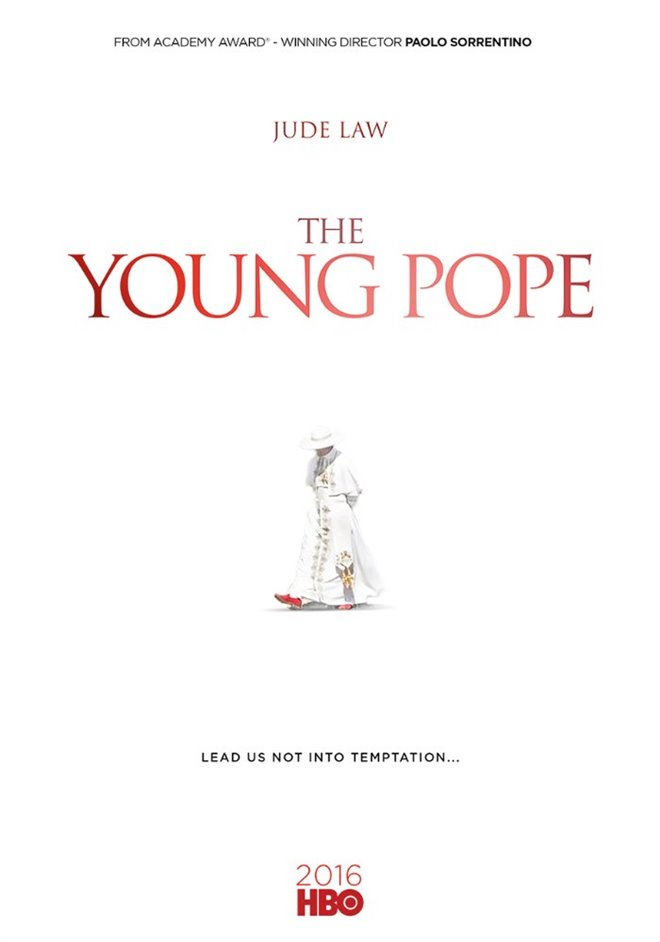 The Young Pope (HBO) Large Poster